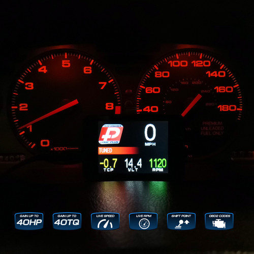 Stage 4 Performance Chip Module OBD2 +LCD Monitor for Freightliner