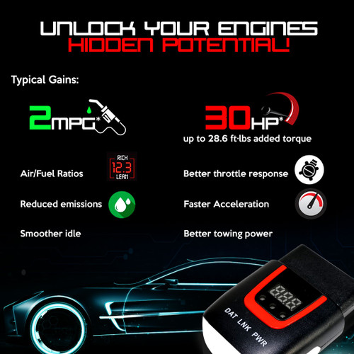 Stage 2 Performance Chip Module OBD2 For FIAT