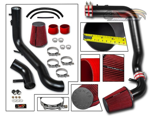 Cold Air Intake Kit for Honda Accord (2008-2012) with 3.5L V6 Engine