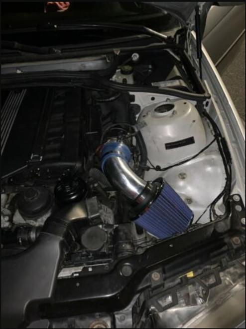 Cold Air Intake For 1998-2005 BMW E46 323 325 328 330 I6 Engine