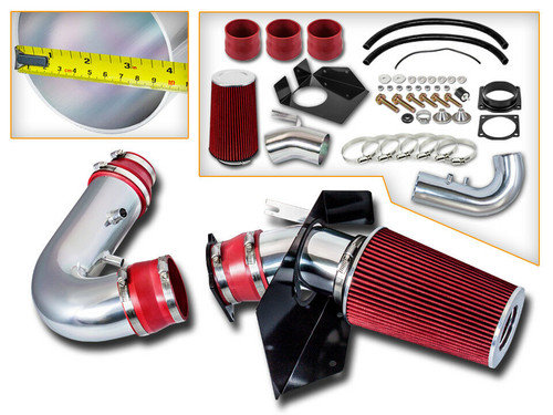 Cold Air Intake For Ford F150  Expedition  1997 5
