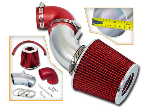 Cold Air Intake Honda Fit/Jazz (2006-2008) 1.5 1.5L L4 Engines