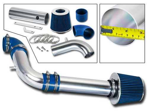 Cold Air Intake for Chevy S-10/GMC Sonoma (1997-2003) 2.2L L4 Engine