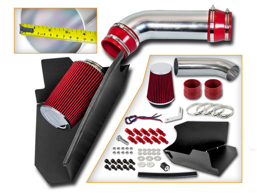 Cold Air Intake for Chevy Silverado/Tahoe/Cheyenne (1996-2000) 5.0L/5.7L V8 Engines