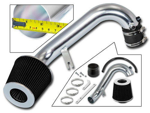 Cold Air Intake for Honda Civic MT DX LX EX HX (2001-2005) 1.7L L4 Engine