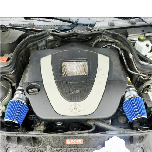 Cold Air Intake for Mercedes Benz C300 C350 (2008-2012) 3.0L 3.5L V6 Engines