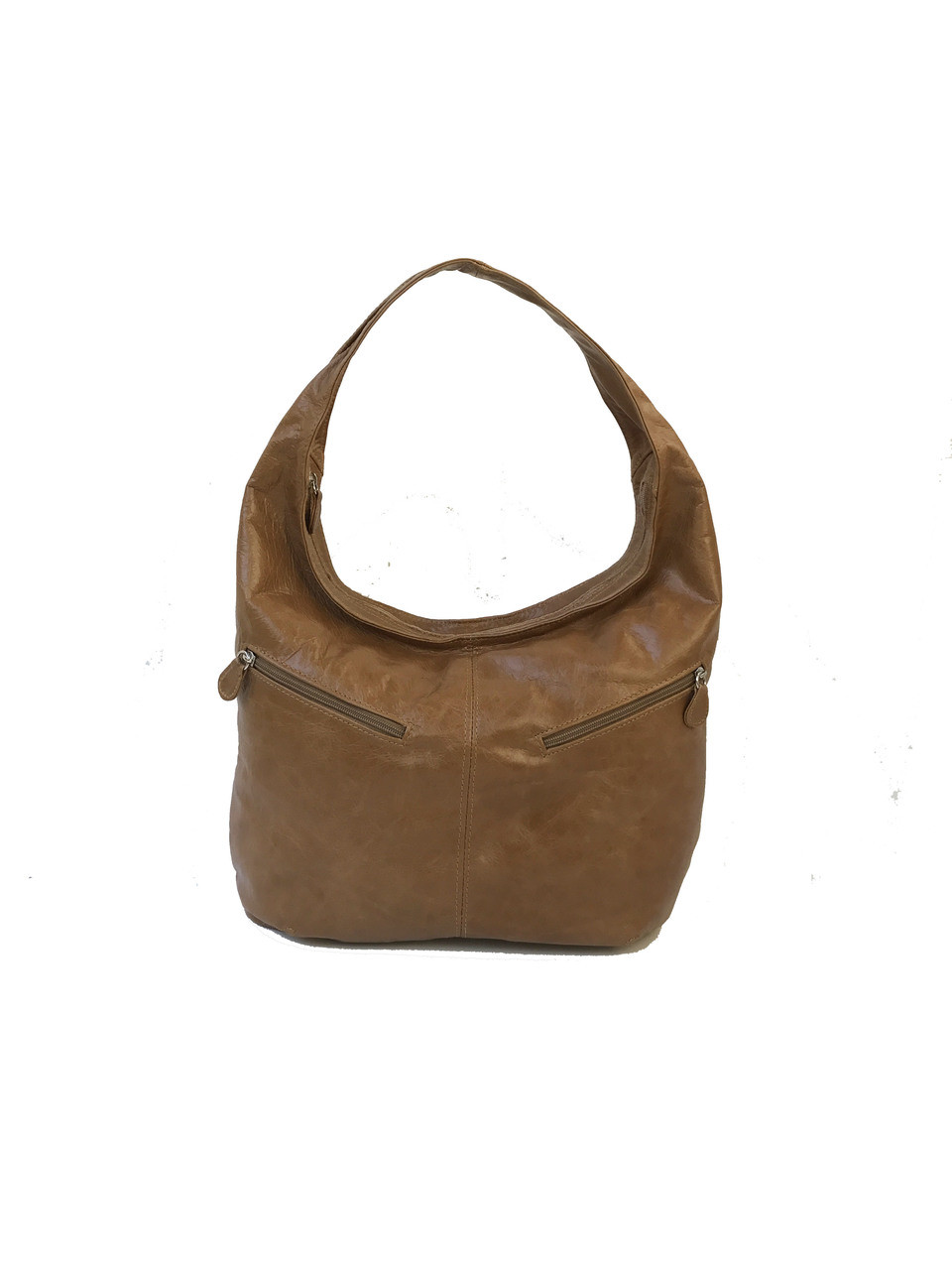 4fc61ba28c Brown Leather Hobo Bag