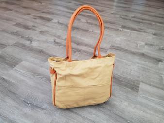 Women Leather Bag, Handmade Shoulder Handbag, Miriam