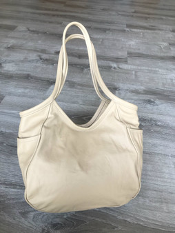 Women Camel Leather Hobo Bag, Amelia