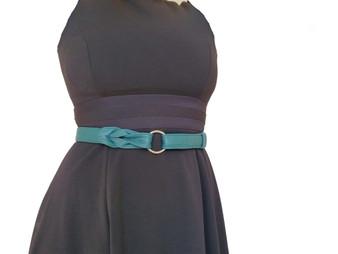 Green Belt, Leather Belt, Handmade Belt, Sash Belt, Waist Belt, Women Belts, Fashion Belt, Boho Belt, Dress Belt, Amy