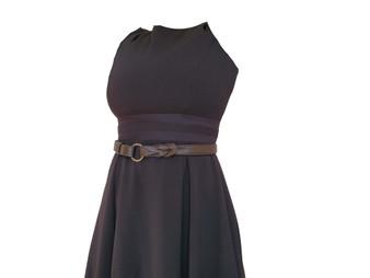 Chocolate Brown Leather Belt, Stylish Handmade Sash Belt, Waist Belt, Women Belts, Fashion Belt, Dress Belt, Amy