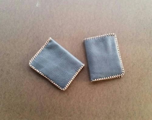 Soft Leather Passport Wallet, Travel Passport Case