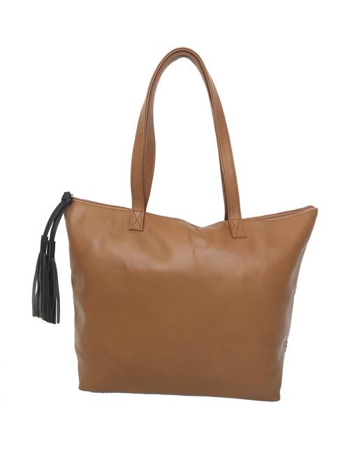 Mustard Leather Tote Bag,  Large Handbag, Carryall  Shoulder Handbag , Streetstyle, Jenny