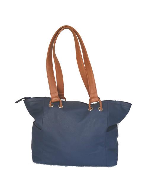 Handmade Shoulder Bag, Casual Rustic Purse w/Pockets, Kenia
