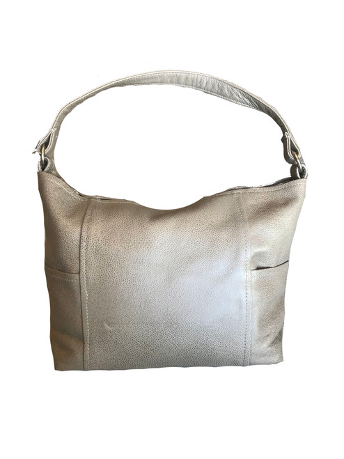 Women Leather Purse, Everyday Hobo Handbag, Fashion Bag, Kenia