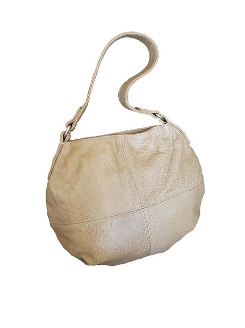 Camel Leather Hobo Bag, Women Handbags, Shoulder Bags and Purses, Aida