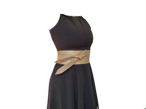 Wrap Leather Obi Belt, Rustic Wide Leather Belts, Fashion Sash Belts, Women Trendy Accessories, Dean