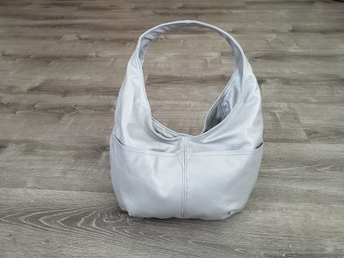Leather Bag, Fashion Stylish Everyday Hobo Bags for Women, Alyna