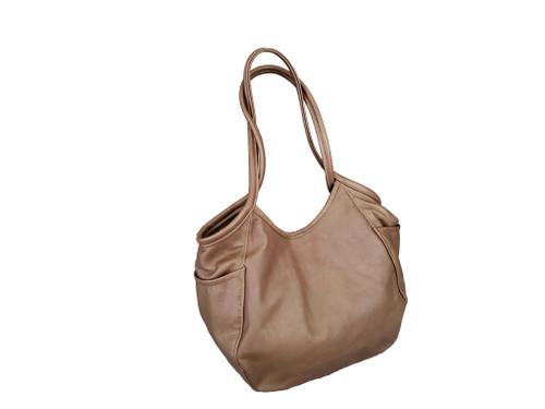 Leather Bag, Everyday Fashion and Stylish Shoulder Bags, Amelia