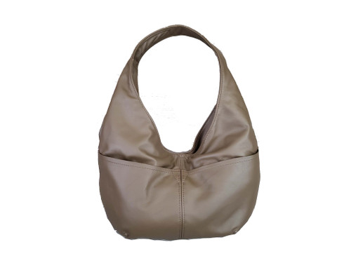 Classic Everyday Fashion Hobo Leather Bag, Handmade Handbags in Stylish Designs, Alyna