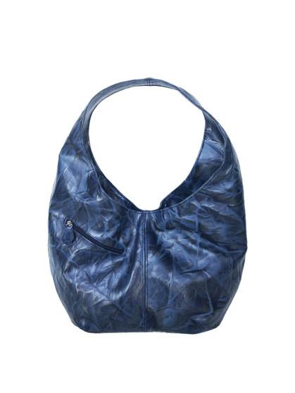 Original Leather Hobo Bag with pockets, Handmade Women Purses, Alicia