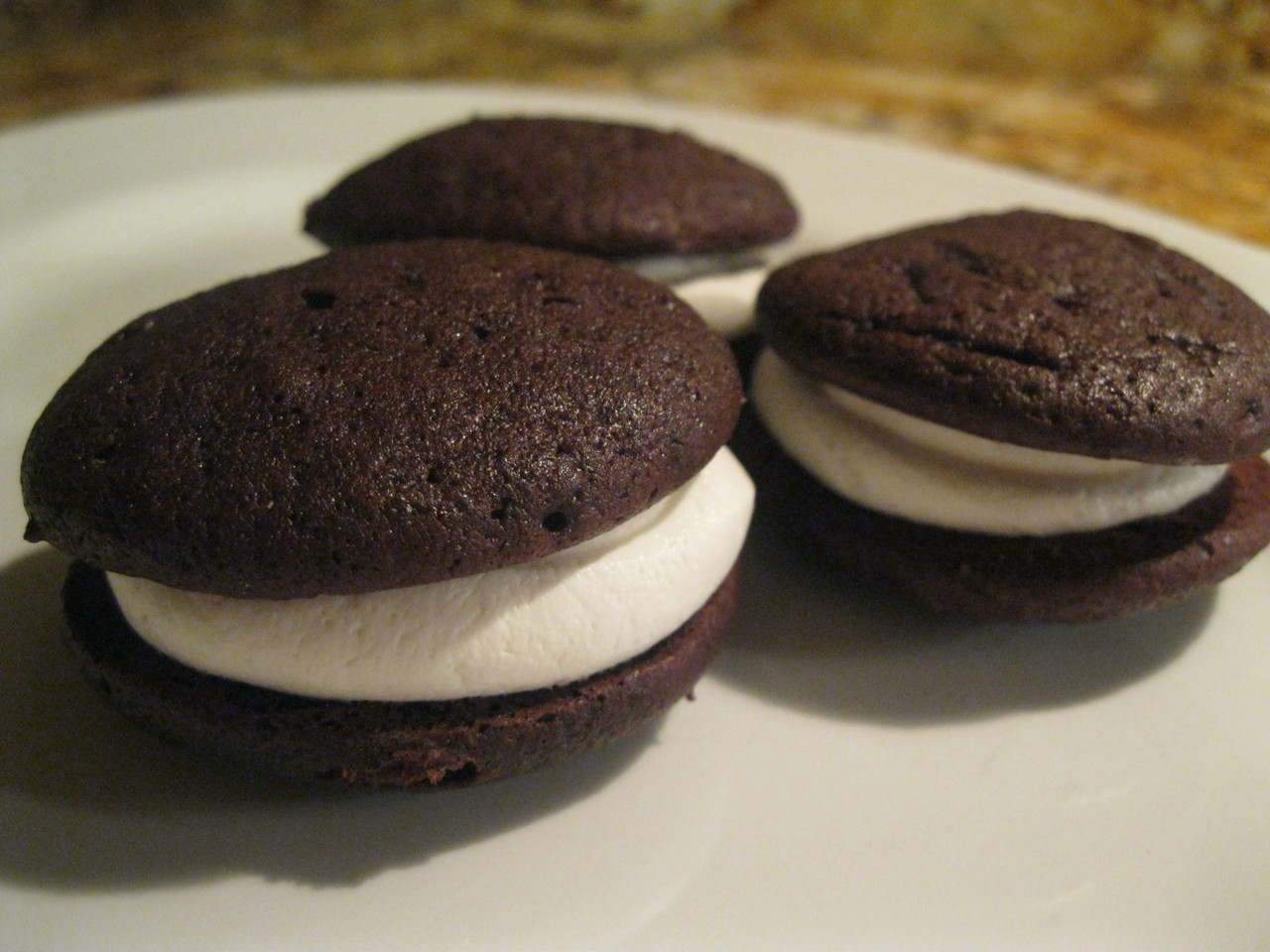 12 Pack- Large Traditional Whoopie Pies