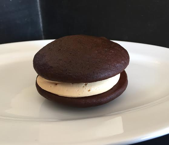 6 Pack- Large Peanut Butter Whoopie Pies