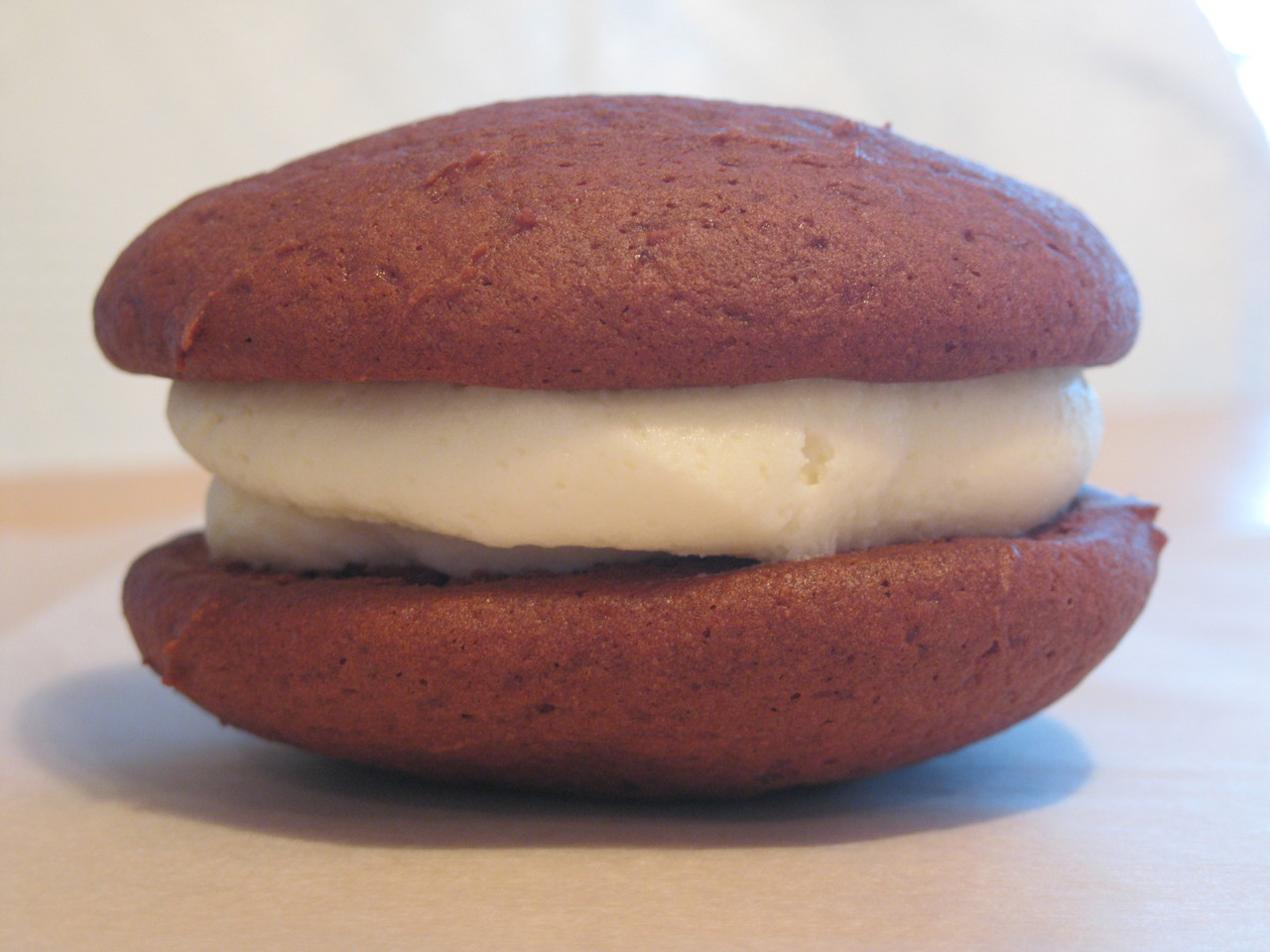12 Pack- Large Red Velvet Whoopie Pies