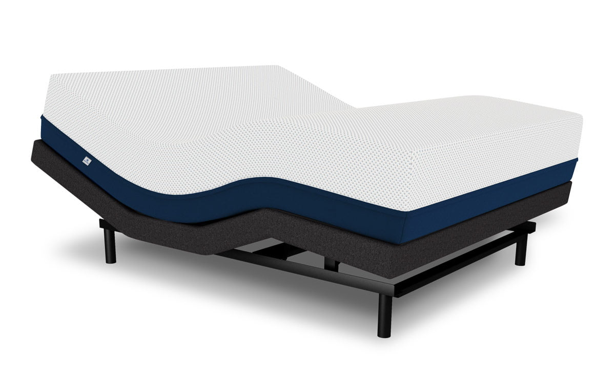Amerisleep Adjustable Bed paired with the AS4 (formerly Colonial)