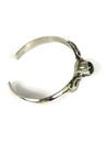 Sterling Silver Onyx Bracelet by Les Baker Jewelry