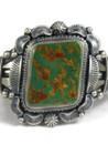 Natural Manassa Turquoise Bracelet by Thomas Francisco