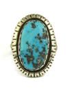 Sleeping Beauty Turquoise Ring Size 8