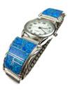 Blue Opal Inlay Watch (WTH855)