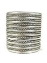 """Wide Silver Cuff Bracelet 2"""" (BR2129)"""