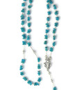 Turquoise Rosary Beads (CR492)