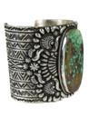 Royston Turquoise Cuff Bracelet by Tsosie White (BR7014)