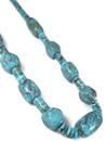 """Turquoise Heishi Bead Necklace 23 1/2"""" (NK4880)"""