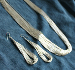 Liquid Silver Jewelry