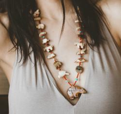 Fetish Pendants & Necklaces