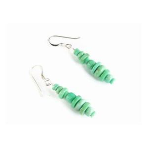 Variscite Bead Earrings (ER3315)