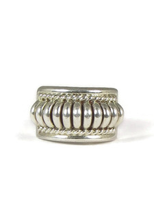Sterling Silver Ring Size 5 by Thomas Charley