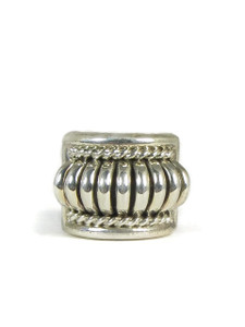 Sterling Silver Ring Size 6 1/2 by Thomas Charley (4385-S6.5)