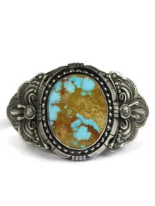 Royston Boulder Turquoise Bracelet by Fritson Toledo (BR4218)