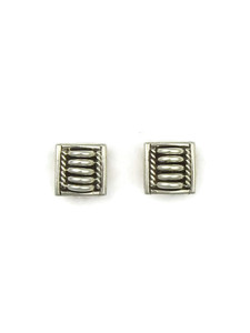 Sterling Silver Earrings by Thomas Charley (ER3881)