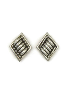 Sterling Silver Earrings by Thomas Charley (ER3882)