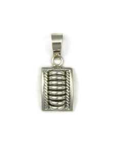Sterling Silver Pendant by Thomas Charley (PD3356)