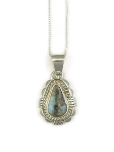 Dry Creek Turquoise Pendant (PD4019)