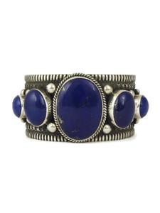 Lapis Cuff Bracelet by Guy Hoskie (BR6132)