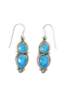 Sonoran Turquoise Earrings by Lucy Jake (ER5242)