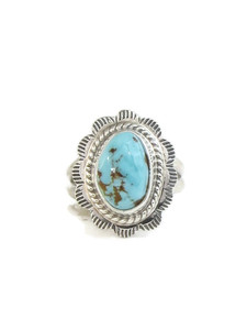 Dry Creek Turquoise Ring Size 5 by Burt Francisco (RG4415)